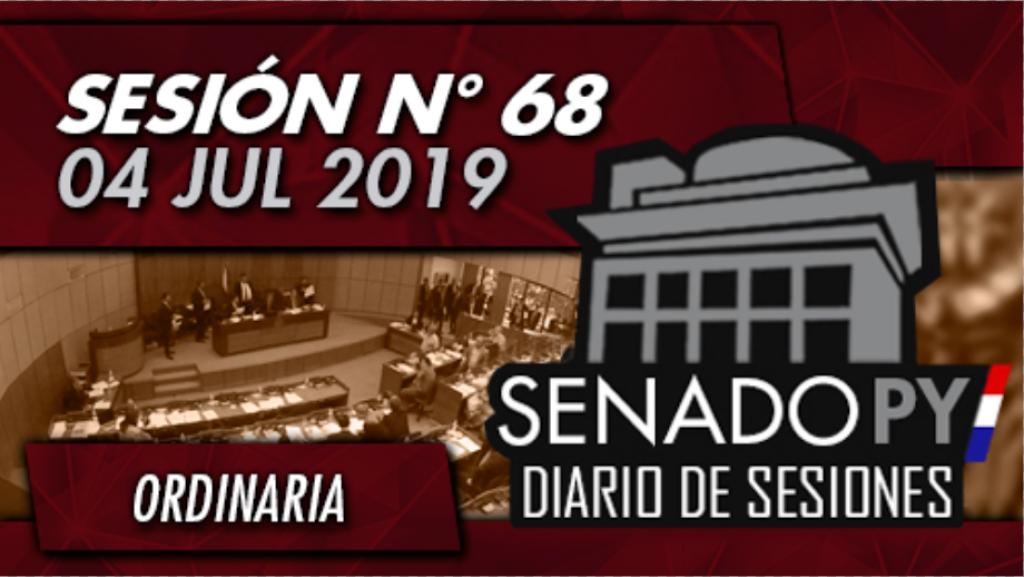 04 JUL 2019 | SO N° 68