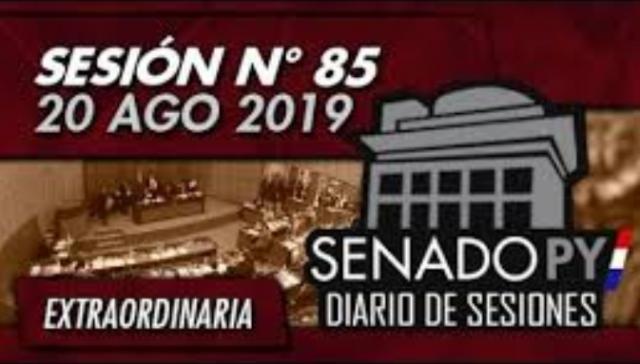 20 AGO 2019 | SE N° 85