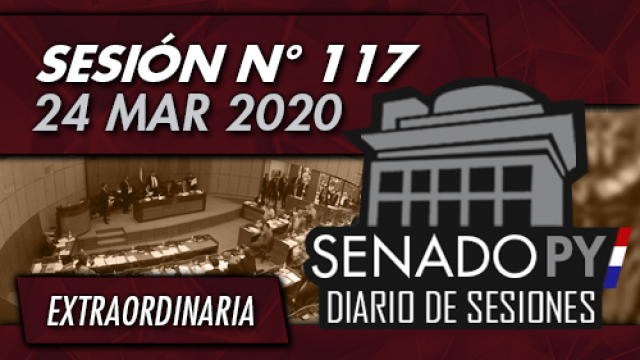 24 MAR 2020 - SE N° 117